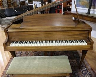 Harrington Baby Grand Piano