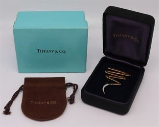 JEWELRY Paloma Picasso for Tiffany kt Gold