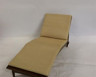 MIDCENTURY Danish Chaise Lounge by Selig