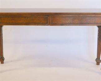 Vintage And Quality Drawer Console