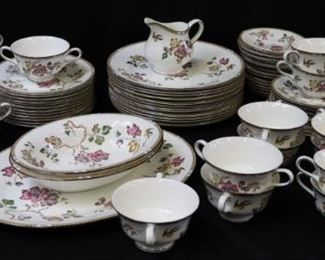 Wedgwood Swallow Bone China Grouping