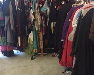 Lots of costumes!!
