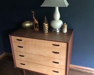 MCM mid century dresser