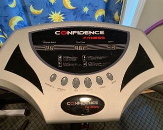 Confidence Fitness massager