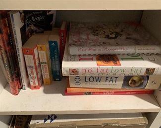 Cookbooks and health
