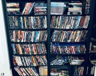 DVD collection! Amazing!