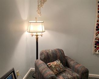 We have a pair of these very nice floor lamps!