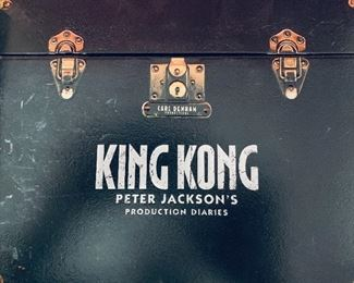 King Kong DVD boxed set