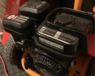 Subaru generator