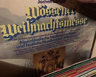 German records