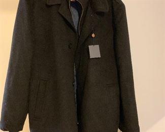 Men's Hart Marx and Schaffner XXL man's coat
