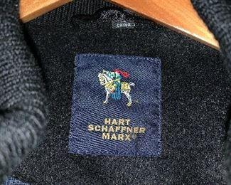 Hart Schafner Marx Man's XXL coat
