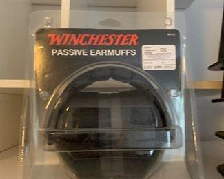 Winchester passive ear muffs