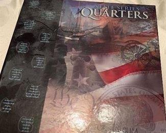 State Quarter album