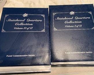 State Quarter albums