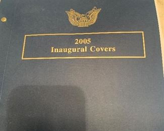 2005 Presidential First Day Covers