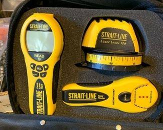 Strait-Line tools