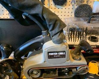 Porter-Cable sander