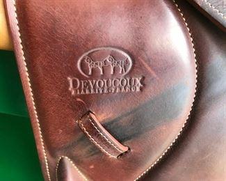 Devoucoux Saddle from France