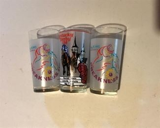 Derby & Preakness Glasses