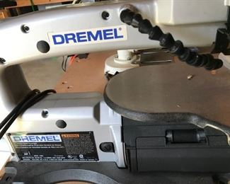 """Dremel 16"""" Scroll Saw"""