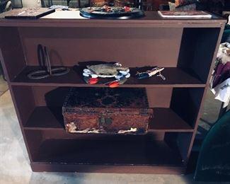 Shelf, Old Box