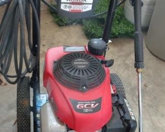 Simpson Powered By Honda Power Washer,