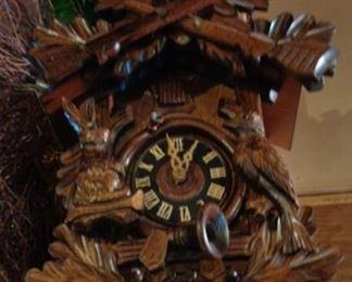 River City Cuckoo Clock,