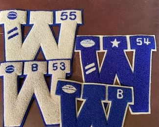 West End High School letters