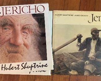3 Jericho signed and numbered by Hubert Shuptrine