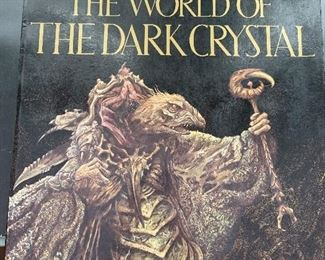 World of the Dark Crystal by Brian Froud c. 1982