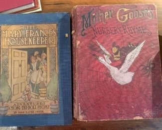 Lots of vintage children's...still being discovered