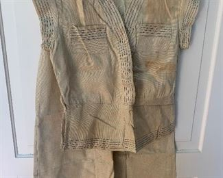 "1920s ""sailor outfit"""