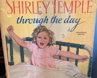 Shirley Temple through the Day