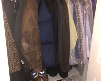 Men's shirts & shoes & suits