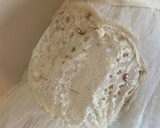 Match veil to wedding gown