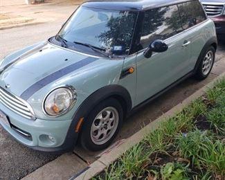 2011 Cooper Mini