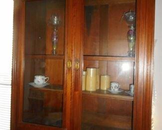 Book Case Glass Original Doors