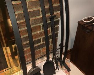 fireplace utensils