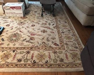 Approximately 8 x 10 area rug