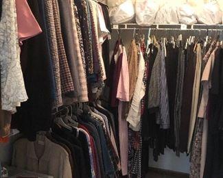Ladies' clothing, sizes 8-14