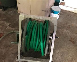 hose & reel