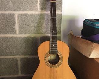 Olympia by Tacoma guitar