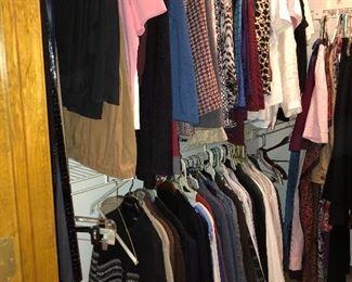 ladies' clothing, L, 14
