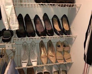 ladies' shoes, 8 1/2