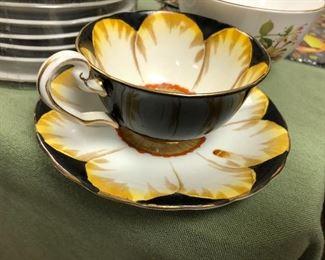 china tea cup & saucer