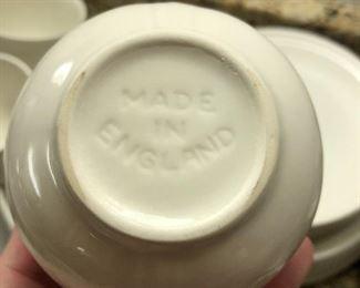 Johnson Bros china, made in England