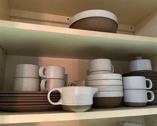 Wedgwood Midwinter Stoneware set
