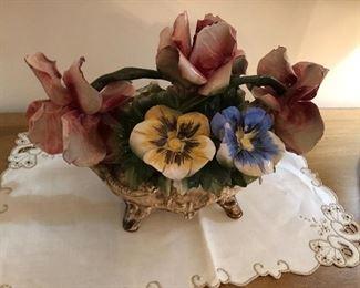 Capodimonte floral