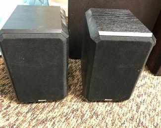Boston HD5 speakers